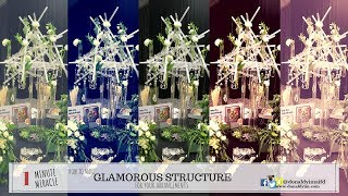 HOW TO MAKE | Glamorous Structure  | 1 Minute Miracle |