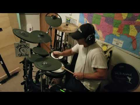 GunsNRoses..Rocket Queen..Drum Cover Tribute..#251