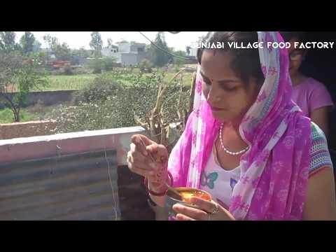Matar Paneer Recipe ❤ Grandma's Recipes ❤ Punjabi Village Matar Paneer Recipe