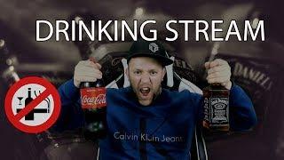 "[SLO] *DONS NA IZPIRANJE ""DRINKING STREAM"""