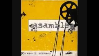 Asamblea Internacional Del Fuego - La Marcha De La Desesperanza (2002)
