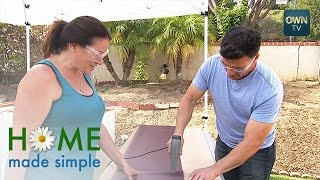 Build Your Own Backyard Buffet | Home Made Simple | Oprah Winfrey Network