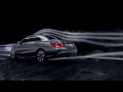 Mercedes-Benz CLA-Class: Aerodynamics Champion
