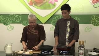 Chương trình dạy nấu món cà ri chay. Hướng dẫn: Nguyễn Dzoãn Cẩm Vâ...