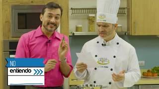 La receta de la receta con el Chef Armando TV