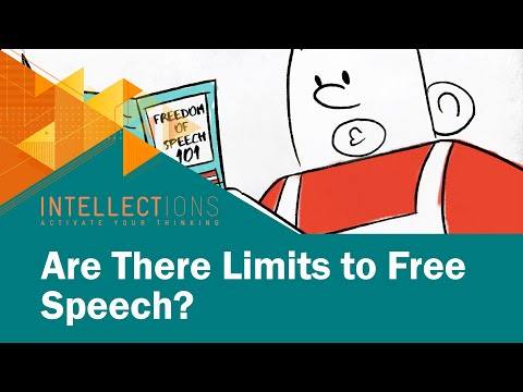The Limits of Free Speech