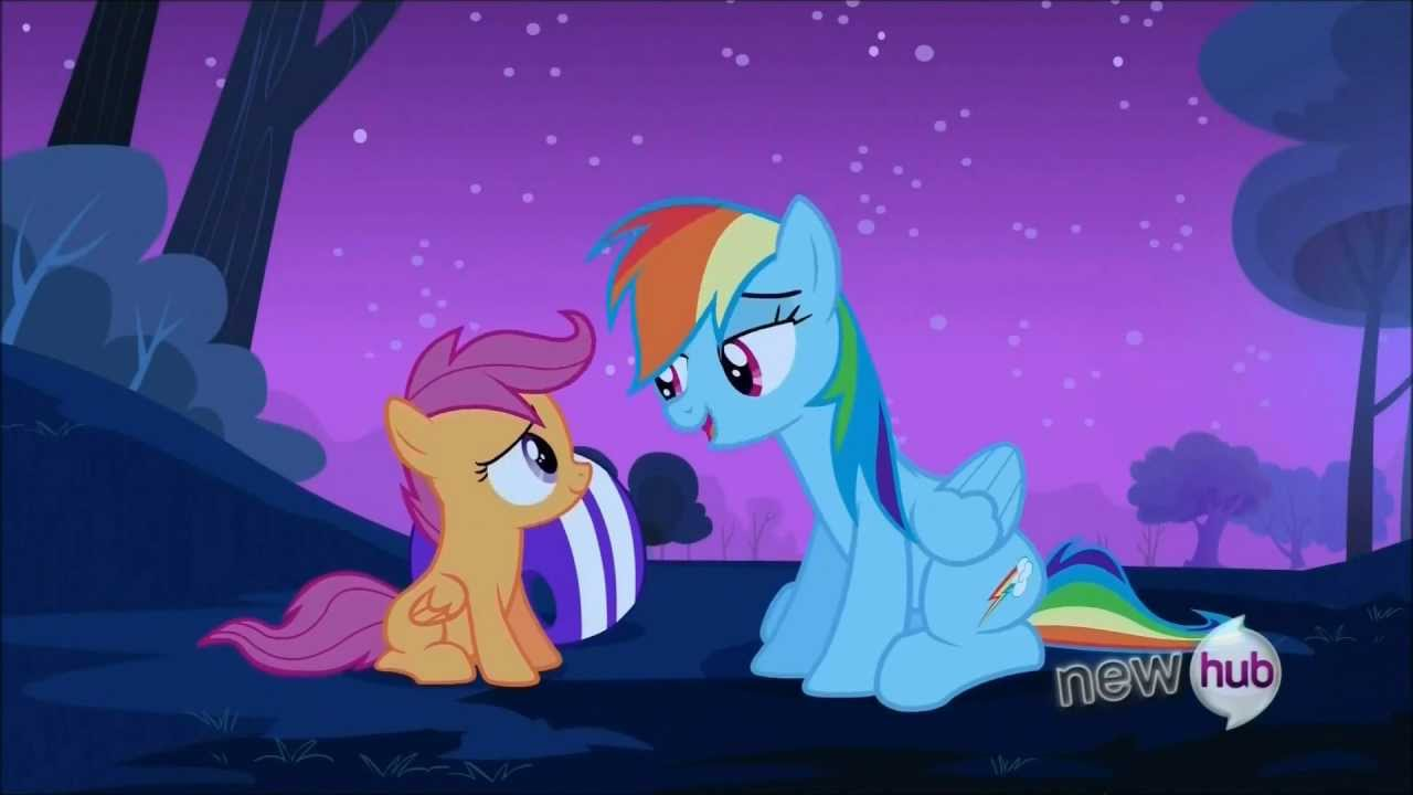 Scootaloo And Rainbow Dash Become Sisters Youtube Scootaloo meets rainbow dash's parents (parental glideance) | mlp: scootaloo and rainbow dash become sisters