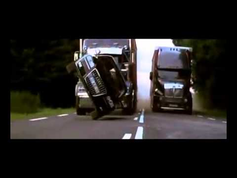 Audi A8 vs Mercedes E Class (Transporter 3)