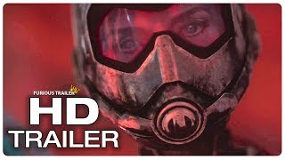 ANT MAN AND THE WASP Quantum Realm Trailer (NEW 2018) Ant Man 2 Superhero Movie HD