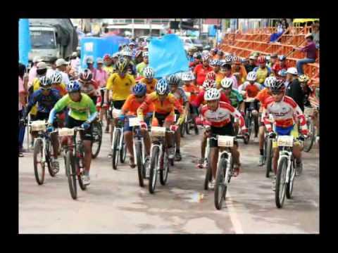 จักรยานเสือภูเขาผีตาโขนคัพ ครั้งที่1 อ.ด่านซ้าย จ.เลย