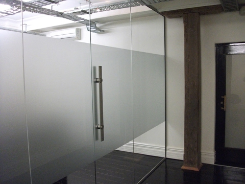 Frameless Glass Doors for Office Design & Frameless Glass Doors for Office Design - YouTube