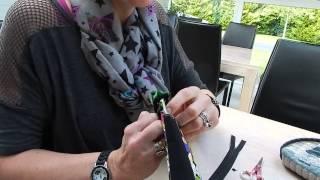 Quilt My Design Montering Af Lynlåse I Punge
