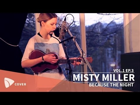 MISTY MILLER - Because The Night (Patti Smith cover) | TEAfilms Live Sessions Vol.1 Ep.3