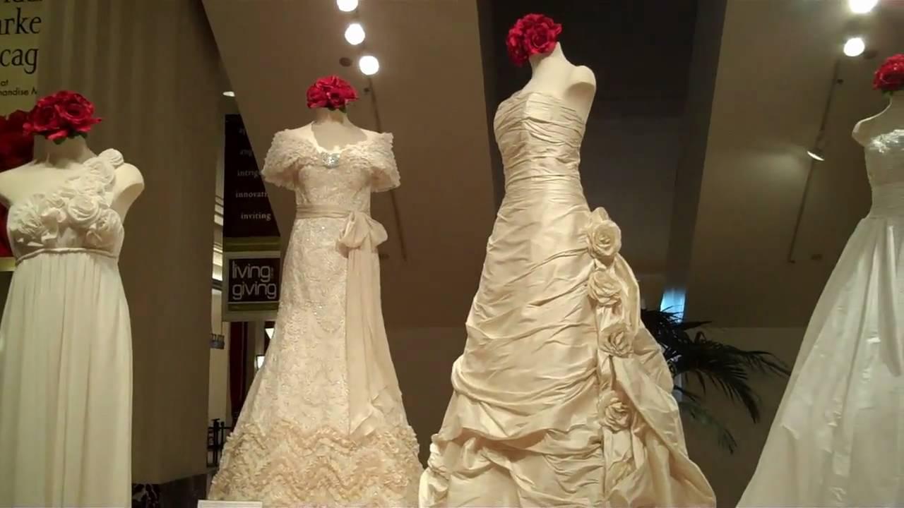 Fantastic Finds Views Gown Displays At National Bridal Market