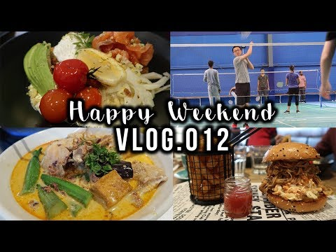 HOW I SPEND MY WEEKEND IN MELBOURNE SUBURB // VLOG.012 // THELITTLESARAH // FOODIE