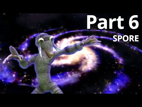 Let's Play - SPORE - Part 6