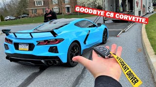 SAYING GOODBYE To My New C8 Corvette After 37 Days...