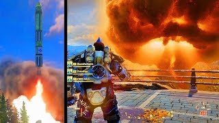 Fallout 76 HOW TO NUKE GUIDE - Nuke Launch Code Locations - Best Power Armor Radiation Gear Needed