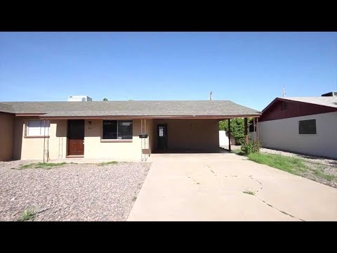 Tempe Homes for Rent 4BR/2BA by Tempe Property Management