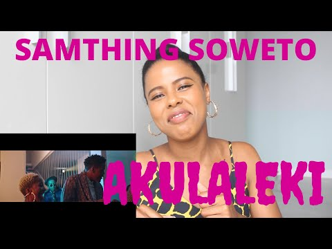 "REACTION!!! Samthing Soweto - ""Akulaleki"" ft. Sha Sha, DJ Maphorisa & Kabza De Small"