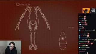 MethodJosh and Philwestside play Portal 2 - Part 3 - Phil is a hero!