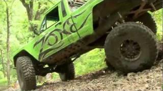 2011 Ultimate Adventure with Zone Offroad's Jeep Comanche