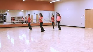 In Case You Didn't Know - Line Dance (Dance & Teach)