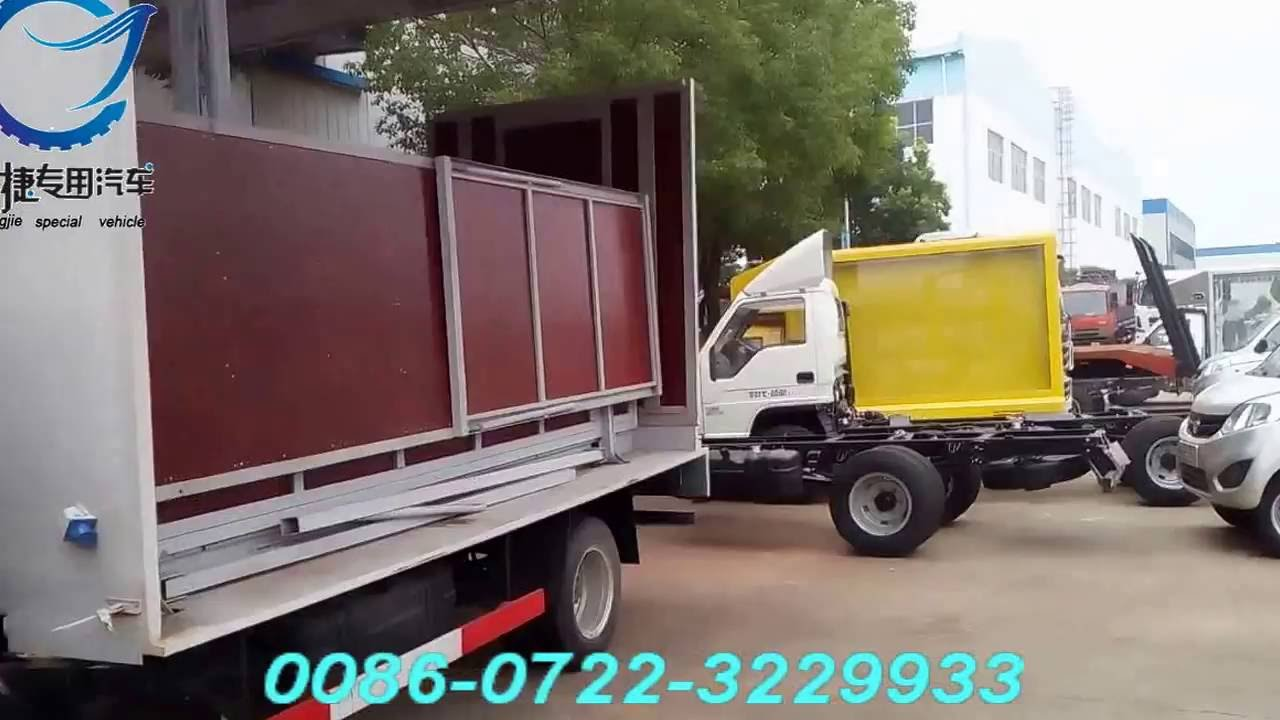 Mobile Stage Truck manufacturers show video,Our website is  www chinatankertruck com