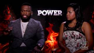 CURTIS 50 Cent JACKSON and COURTNEY A. KEMP - Power (season 3)