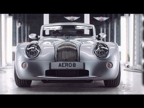First look at the 2016 Morgan Aero 8: Classic looks, modern heart