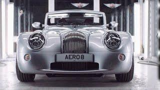 видео Morgan Aero 8