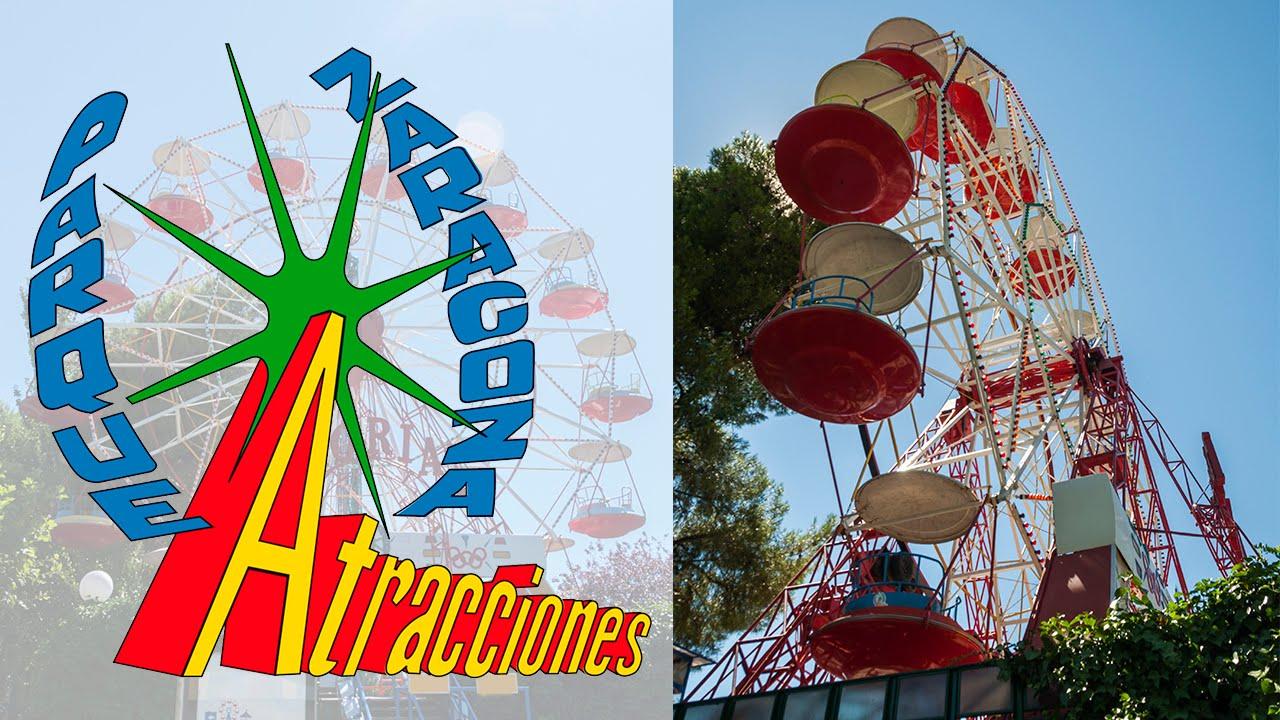 Parque de atracciones de zaragoza en 4k youtube - Parque atracciones zaragoza ...