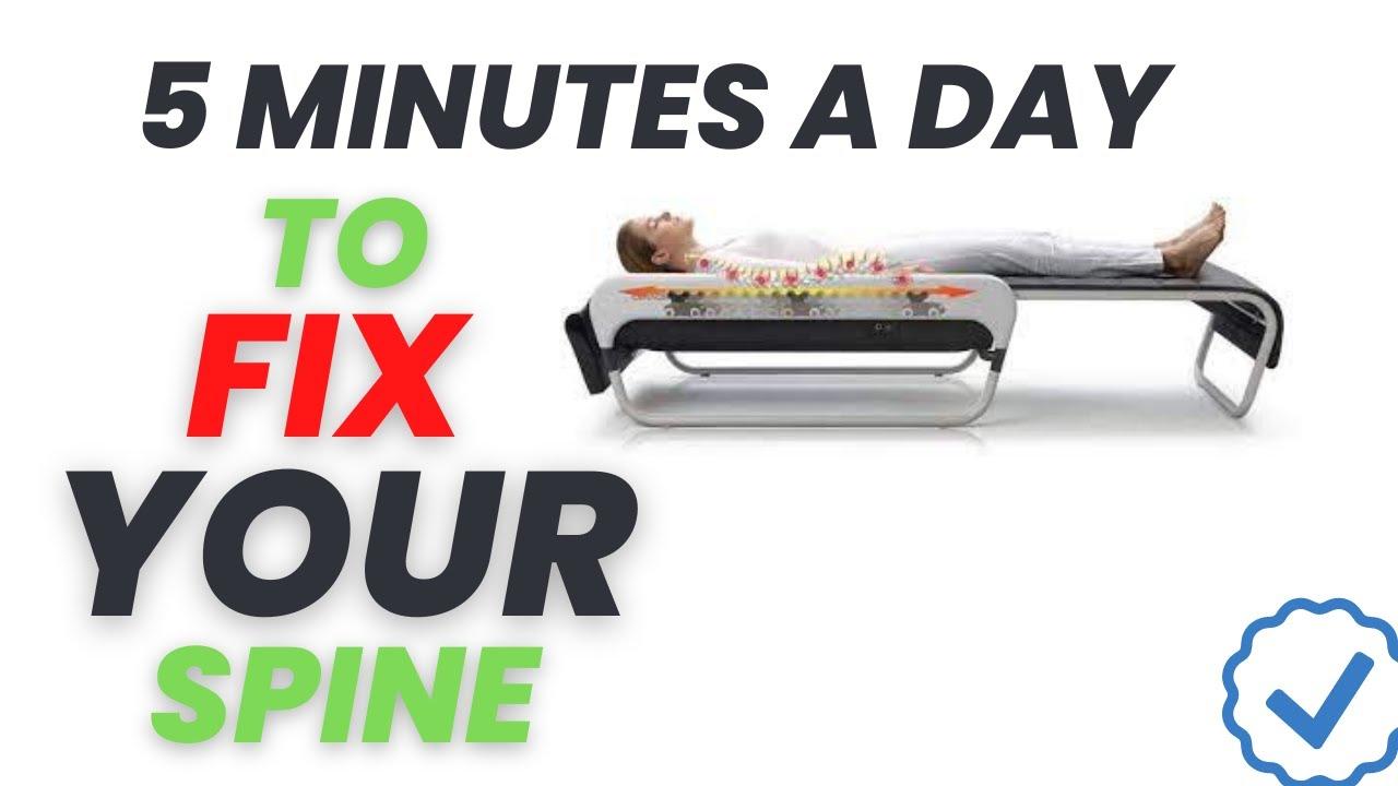 Ceragem Thermal Massage Bed for fixing SPINE