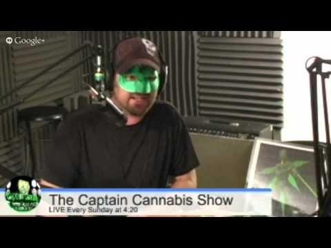 The Captain Cannabis Show, hemp cars old & new, Hemp History. Sanjay Gupta tells truth on Marijuana!