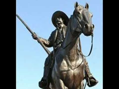 Bass Reeves Statue Dedication