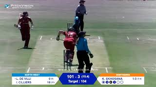 CSA Women's T20 (North West vs Northerns)