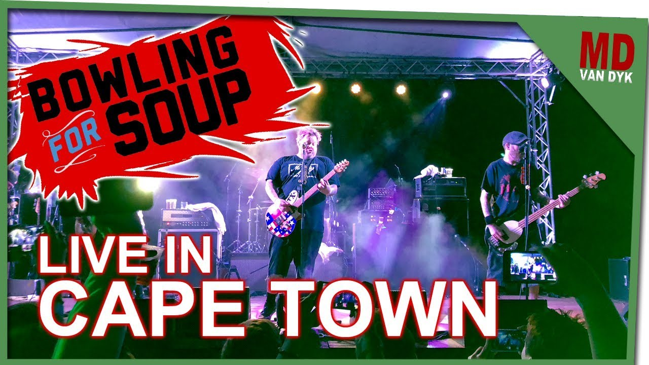 """Bowling For Soup - """"1985"""" Live in Cape Town, South Africa ..."""