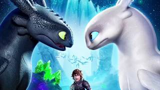 Secret Word from Pee-Wee's Playhouse is How to Train Your Dragon: The Hidden World