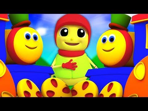 Bob el tren | Incy Wincy araña | araña canciones para niños | canciones infantiles | Bob Itsy Bitsy