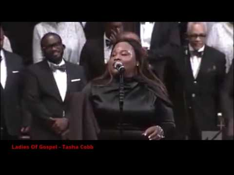 Ladies Of Gospel - Lashun Pace, Twinkie, Tasha Cobb, Le'Andria Johnson, Tramaine Hawkins, and more..