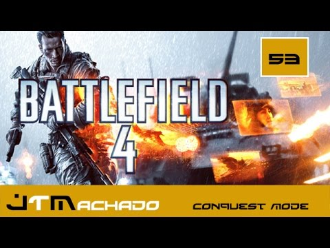 [PS4]- BF4   Conquest   Gulf of Oman   Road to Max Rank - Gameplay #053