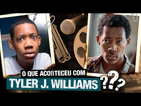 O que aconteceu com TYLER JAMES WILLIAMS? (Chris)