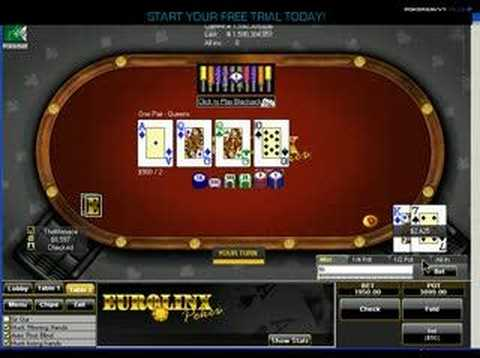 Online Pro Evan Roberts on Heads Up NL Hold em Strategy