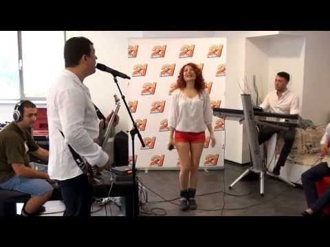 ELENA GHEORGHE, ORLANDO & STEAUA DI VREARI - INA INA GIONE (Live @Matinalii 21)