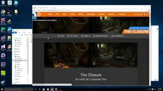 Half-Life 2: The closure - How to install