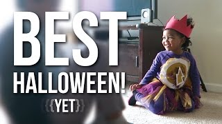 BEST HALLOWEEN YET! October 30-31, 2015 | Naptural85 Vlog