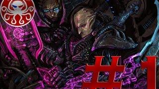 Warhammer 40.000: Dawn of War - Soulstorm ► Прохождение на харде #1 ► Страдания за Темных Эльдаров