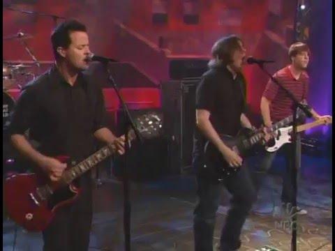 Jimmy Eat World - Work - Tonight Show 2005
