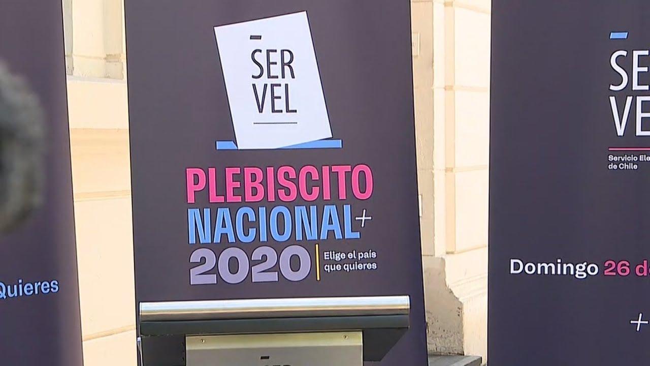 Servel define cómo serán las papeletas de votación para el plebiscito constituyente