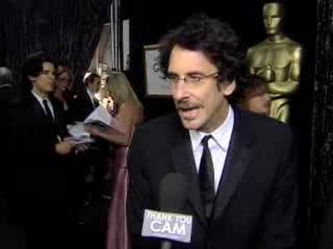 Oscary 2008. Dziękuję... Joel Coen I Ethan Coen